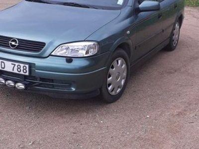 begagnad Opel Astra Sedan