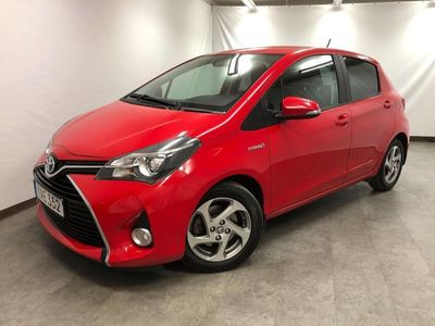 begagnad Toyota Yaris Hybrid ElHybrid Edition Feel