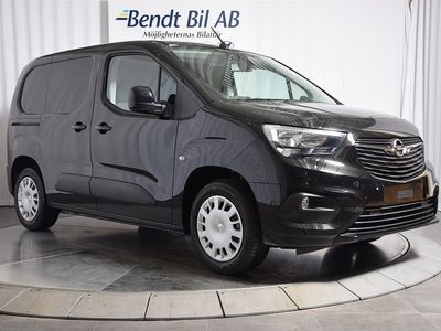 begagnad Opel Combo L1H1 / 100hk / LAUNCH EDITION -19