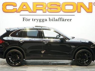 begagnad Porsche Cayenne S E-Hybrid Panorama Luftfjädring Navi 2011, SUV 229 000 kr