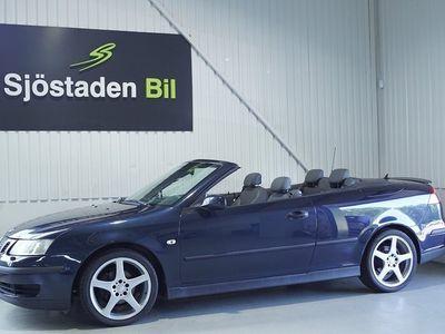 begagnad Saab 9-3 Cabriolet LINEAR