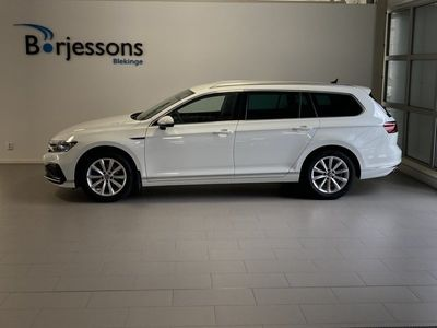 begagnad VW Passat Variant GTE Executive Business