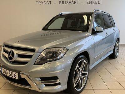 begagnad Mercedes GLK220 CDI 4-MATIC, AMG, Värmare, Panorama, Drag
