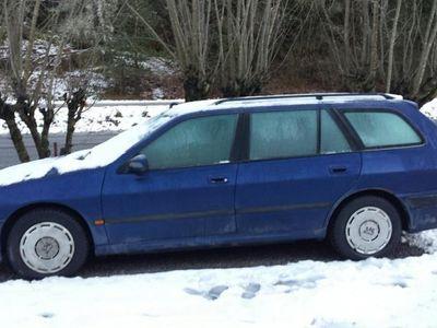 begagnad Peugeot 406 -97
