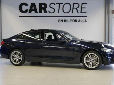 begagnad BMW 435 Gran Coupé i xDrive H&K Navi Professional