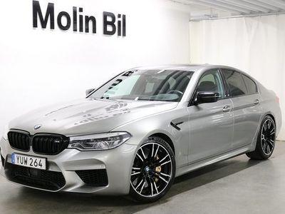 begagnad BMW M5 Competition M-Sport Navigation 2019, Sedan Pris 939 000 kr