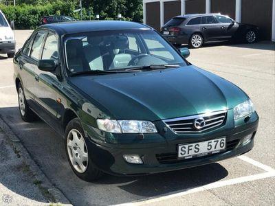 gebraucht Mazda 626 2,0 -00