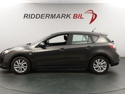 begagnad Mazda 3 1.6 Sport DE Advance 115hk Nyservad HELFÖRSKRA