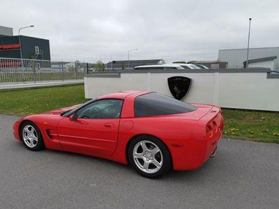 begagnad Chevrolet Corvette Targa 5.7 L V8 350 hk
