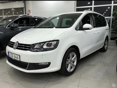gebraucht VW Sharan aut, 4980mil -16