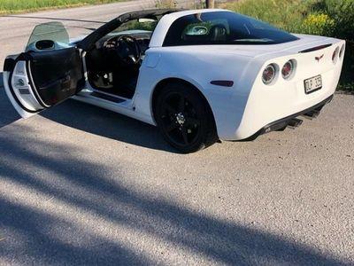 begagnad Corvette C6 targa