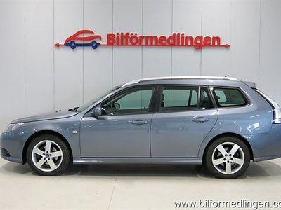 begagnad Saab 9-3 2.0T XWD Aut. Vector 1 ägare Drag Sv-såld 2009, Personbil 89 900 kr
