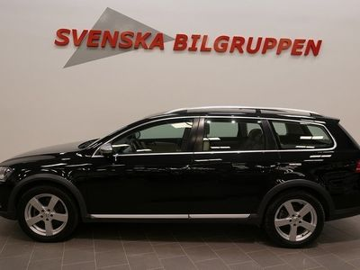 begagnad VW Passat Alltrack 2,0 TDI Aut Läder Drag S+V-hjul