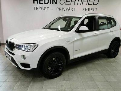 begagnad BMW X3 xDrive20d / / Dragkrok / / 12 Mån Garanti