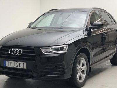begagnad Audi Q3 2.0 TDI quattro 2018, SUV 220 000 kr