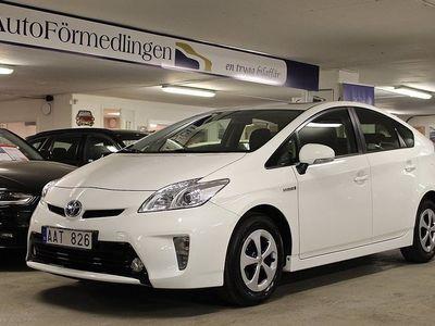 begagnad Toyota Prius 1,8 Hybrid 3300mil Kamera 1-Års Garanti