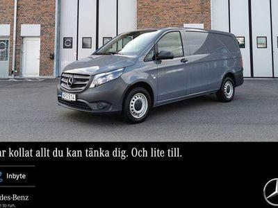 begagnad Mercedes Vito 111 CDI Skåp Lång MB CERTIFIED