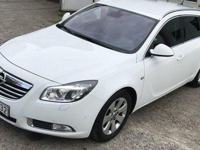 używany Opel Insignia Sports Tourer 2.0 CDTI ecoFLEX 160hk,Drag