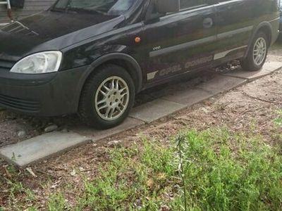 begagnad Opel Combo SKÅP 1,7 TD