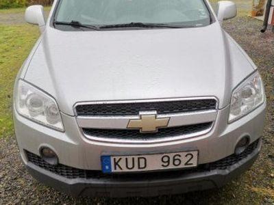 begagnad Chevrolet Captiva - 10 -10