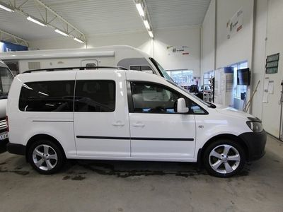 begagnad VW Caddy Maxi Life 7-sits/D-värm