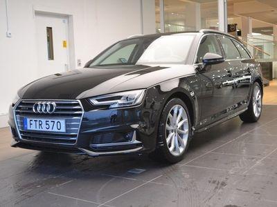 begagnad Audi A4 40 TDI quattro Avant 190HK Q SPORT Approved