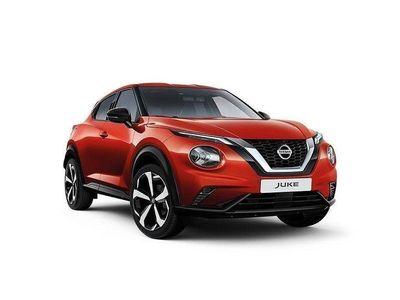 begagnad Nissan Juke DIG-T 117 DCT N-Connecta Tech Pac