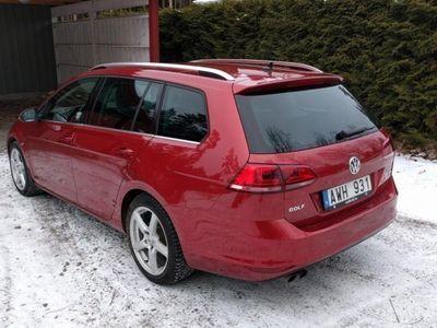 begagnad VW Golf TDI 150 GT 4Motion Sportcombi -14