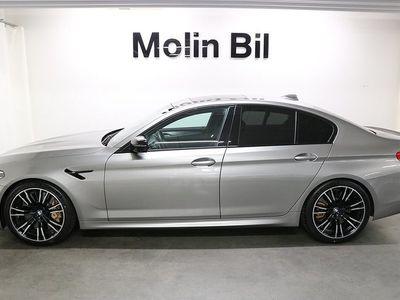 begagnad BMW M5 Competition M Sport / Navigation / Drag