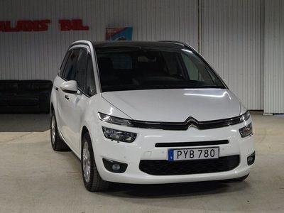 begagnad Citroën C4 Picasso 1.6 BlueHDI EGS Euro 6 7-s -15
