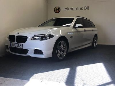 begagnad BMW 535 d xDrive Touring (313hk) Innovation Edition