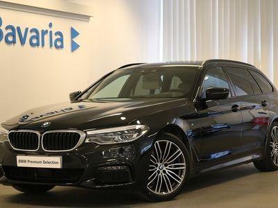 begagnad BMW 518 530 i xDrive Touring Innovation ed M Sport Drag Winter 2019, Personbil700 kr