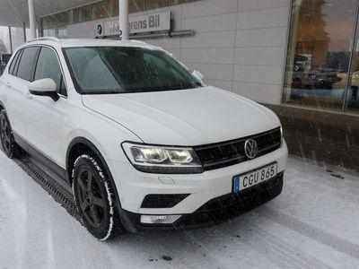 begagnad VW Tiguan 1.4 TSI 4Motion DSG Executi
