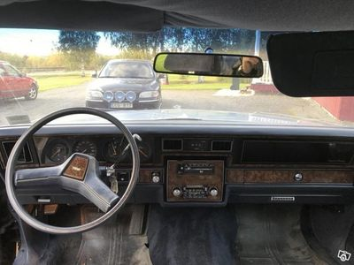 begagnad Chevrolet Caprice -83