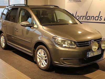 begagnad VW Touran TDI 105 BMT Master