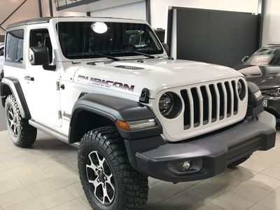 begagnad Jeep Wrangler 2-D 2.0T 271HK Rubicon Aut