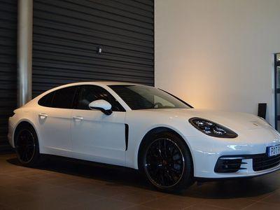 begagnad Porsche Panamera 4S Halvkombi