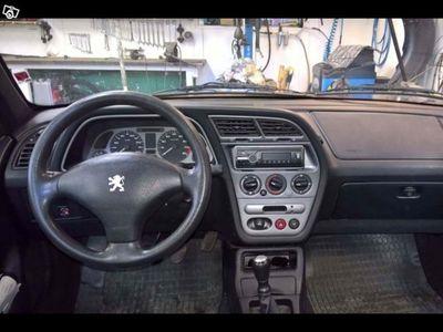 begagnad Peugeot 306 XR 1.6 California edition -00