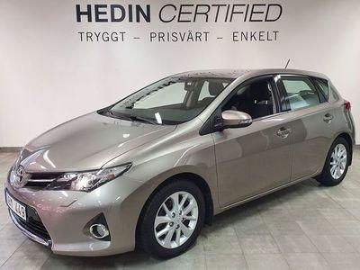 begagnad Toyota Auris 1.6 Multidrive S, 132hk, 2013