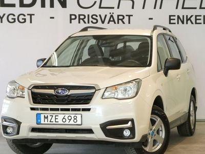 begagnad Subaru Forester 2.0 4WD X Aut Drag V-hjul -16