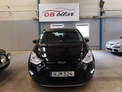 used Ford S-MAX 2.0 TDCi Powershift 7-sits 140hk -14
