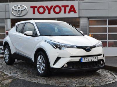 begagnad Toyota C-HR 1.8 Hybrid Active 12hk