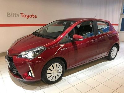 begagnad Toyota Yaris Hybrid 1,5 Active GPS