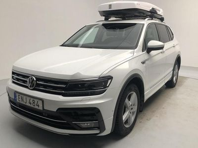 begagnad VW Tiguan Allspace 2.0 TDI 4MOTION
