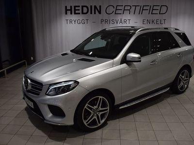 begagnad Mercedes GLE350 /Parkeringsvärmare / AMG Styling/ Distronic