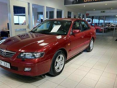 begagnad Mazda 626 Sedan 2.0 136hk