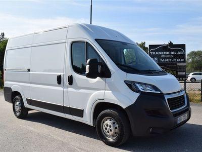 begagnad Peugeot Boxer Van 2.0 BlueHDi 131hk L2H2 -17
