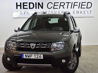 used Dacia Duster 1,5 Dci 5dr 109 HK