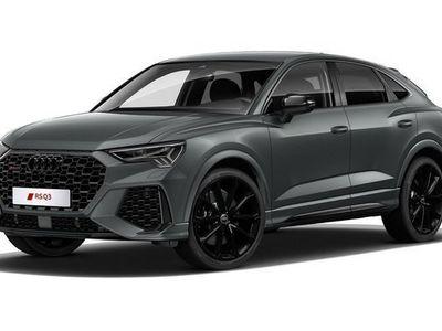 begagnad Audi RS3 Quattro Sportback LAGERBIL 2021, Halvkombi Pris 843 400 kr