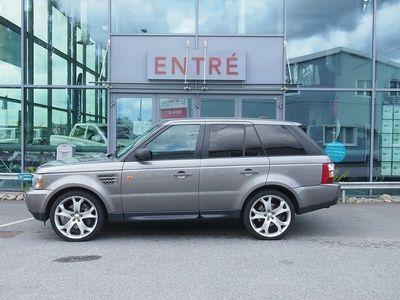 begagnad Land Rover Range Rover Sport HDI V8 fullutrustad 2008, SUV 175 000 kr